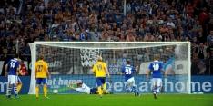 In 2011: toen Schalke terugkwam van een 2-0 achterstand