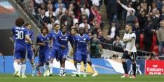Chelsea vloert Tottenham in doelpuntrijke halve finale
