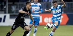 'PEC Zwolle haalt Saymak met een driejarig contract terug'