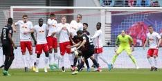 Leipzig zet Bayern in zetel, Darmstadt pakt strohalm