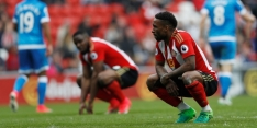 Sunderland degradeert op weinig productieve PL-middag