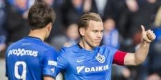Club Brugge pakt ticket CL-voorronde, Mühren trefzeker