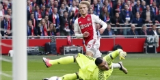 Drie Ajacieden in Team van de Week van de UEFA