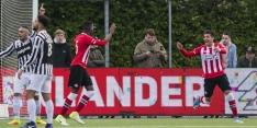 Achilles '29 gedegradeerd na nederlaag tegen Jong PSV