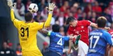 Darmstadt degradeert, Dortmund en Wolfsburg slaan toe