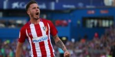 Atlético Madrid verlengt contract Saúl tot medio 2026