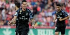 IJzersterk begin brengt Real Madrid weer naast Barça