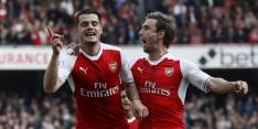 Arsenal bezorgt Man United eerste nederlaag sinds oktober