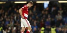 "Gibson na degradatie Middlesbrough: ""Dieptepunt in m'n leven"""