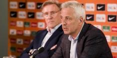 'KNVB-directie reist na persmoment meteen naar Advocaat'