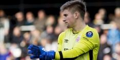 PSV bindt keeper uit opleiding, AZ-talent geopereerd