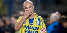 """RKC-captain stopt door kunstgras: """"Doodsteek voor voetbal"""""""