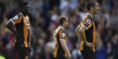 Hull City degradeert na nederlaag tegen Crystal Palace
