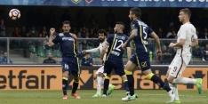 Veerkrachtig Roma wint doelpuntrijk bij Chievo Verona