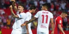 Sevilla haalt uit tegen Osasuna in laatste speelronde