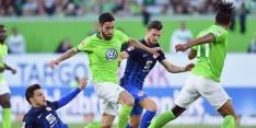 Strafschop helpt Wolfsburg en Jonker tegen Braunschweig