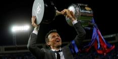 """Luis Enrique vertrekt: """"Maar ligt goede basis voor Barça"""""""