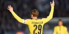 Captain Schmelzer bevestigt crisisberaad bij Dortmund