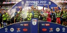Huddersfield houdt Stam en Reading uit Premier League