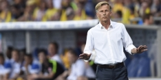 Andries Jonker doet open sollicitatie bij FC Nürnberg