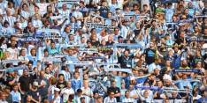 1860 München degradeert, supporters misdragen zich
