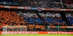 Succesvol Oranje zorgt voor uitverkochte Kuip tegen Noord-Ieren