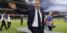 """Allegri wijst Real Madrid af: """"Ik blijf bij Juventus"""""""