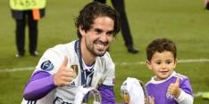 Isco wil contract bij Real Madrid verlengen na CL-winst