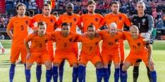 Rapportcijfers van het Nederlands elftal tegen Ivoorkust