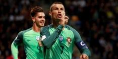 Poule B: Portugal wint, Andorra zorgt voor sensatie