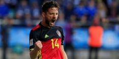 Poule H: Belgen ruiken WK, Griekenland morst punten