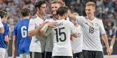 Groep C: Younes scoort bij ruime zege Duitsland op San Marino