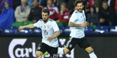 """Younes geniet bij Duitsland: """"Hadden vaker kunnen scoren"""""""