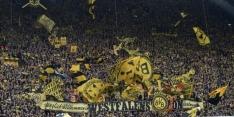 Dortmund trok in afgelopen seizoen de meeste toeschouwers