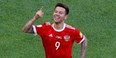 Bondscoach Rusland looft 'geweldige' oud-Feyenoorder Smolov
