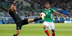 Mexico komt slechte start te boven tegen Nieuw-Zeeland