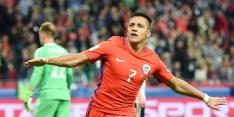 Alexis Sánchez én Pelupessy debuteren op FA Cup-avond