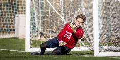 Willem II-doelman Bertrams maakt overstap naar NAC