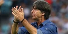 Löw blijft rustig onder recordcampagne van Duitsland