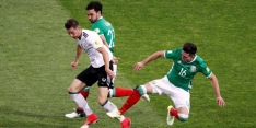 """Osorio baalt van uitschakeling: """"We hadden meer verdiend"""""""