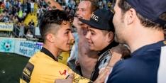 NAC huurt hartenveroveraar Garcia opnieuw van City