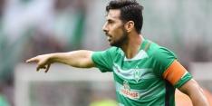 Claudio Pizarro (40) stelt pensioen uit met contractverlenging