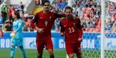 Uitgerekend penalty bezorgt Portugal bronzen plak