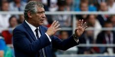 """Santos tevreden met plek drie: """"We mogen trots zijn"""""""