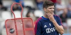 Ajax verspeelt zege op Hull in besloten oefenwedstrijd