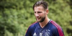 Ajax begint met Dijks in de basis, Sánchez ontbreekt