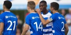PEC Zwolle heeft aan eerste helft genoeg tegen HZVV