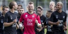 'PEC Zwolle ziet in Marsman opvolger van Van der Hart'