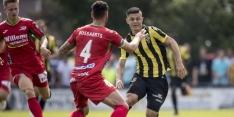 Vitesse en Utrecht winnen niet, monsterscore Sparta