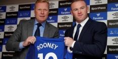 Rooney scoort bij rentree, Lacazette heeft eerste goal binnen